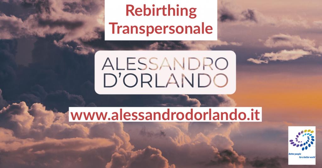 Locandina Facebook - Rebirthing Transpersonale